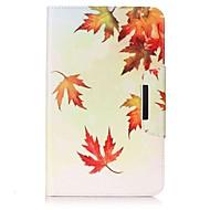 лист шаблон карты держатель кошелек с подставкой flip магнитный кожаный чехол pu для Samsung Galaxy Tab e 8.0 t377 t377v 8,0-дюймовый