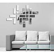 패션 모양 추상 벽 스티커 플레인 월스티커 렌즈 데코레이티브 월 스티커,아크릴 자료 홈 장식 벽 데칼