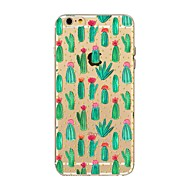 halpa iPhone kotelot-Käyttötarkoitus iPhone X iPhone 8 kotelot kuoret Läpinäkyvä Kuvio Takakuori Etui Tiili Pehmeä TPU varten Apple iPhone X iPhone 8 Plus