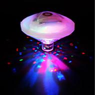 お買い得  -BRELONG® 1W 水中ライト 防水 ホームデコレーション 浴室 子供部屋 マルチカラー DC4.5