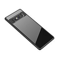 Недорогие Чехлы и кейсы для Galaxy Note-Кейс для Назначение SSamsung Galaxy Note 8 Прозрачный Кейс на заднюю панель Прозрачный Мягкий ТПУ для Note 8