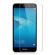 お買い得  スクリーンプロテクター-スクリーンプロテクター のために Huawei Huawei Y5C(Honor Bee) 強化ガラス 1枚 スクリーンプロテクター ハイディフィニション(HD) / 硬度9H / 2.5Dラウンドカットエッジ