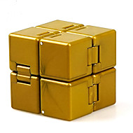 cheap Toy & Game-shenshou Infinity Cubes Toys Toys Kids Stress and Anxiety Relief Novelty Square Shape Plastics Places Simple Office/career Pieces