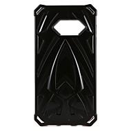 Недорогие Чехлы и кейсы для Galaxy S7-Кейс для Назначение Защита от удара Кейс на заднюю панель броня Твердый ПК для S8 Plus S8 S7 edge S7