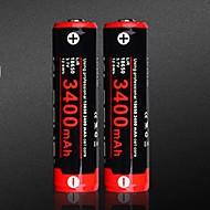 KLARUS BP2 batteria Portatile Professionale Facile da portare Alta qualità Impermeabile Leggerezza Lega di alluminio per 18650 Ioni di