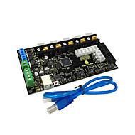 abordables Accesorios para Arduino-Tarjeta de control de impresora keyestudio 3d mks gen v1.4