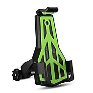 お買い得  -自転車用スマホマウント 携帯電話 ロードバイク / レクリエーションサイクリング / 戸外運動 PVC 黒 / 緑 / 黒 / 青 / ブラック / イエロー