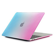 "halpa MacBook-kotelot & MacBook laukut & MacBook suojat-MacBook Kotelo varten Himmeä Color Gradient polykarbonaatti Uusi MacBook Pro 15"" / Uusi MacBook Pro 13"" / MacBook Pro 15-tuumainen"