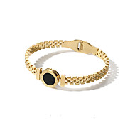 Women's Bangles Fashion Korean Steel Alloy Circle Jewelry For Other Gift