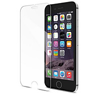 voordelige iPhone screenprotectors -Screenprotector Apple voor iPhone 8 Plus Gehard Glas 1 stuks Voorkant screenprotector 3D gebogen rand Anti-vingerafdrukken 9H-hardheid