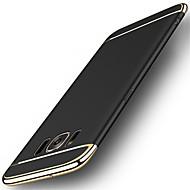 Недорогие Чехлы и кейсы для Galaxy S-Кейс для Назначение SSamsung Galaxy S8 Plus S8 Покрытие Задняя крышка Сплошной цвет Твердый PC для S8 S8 Plus S7 edge S7 S6 edge plus S6