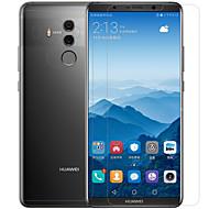 Näytönsuojat varten Huawei Huawei Mate 10 pro Karkaistu lasi PET 1 kpl Näytön- ja takakannen suoja Teräväpiirto (HD) 9H kovuus