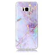 Case For Samsung S8 Plus S8 Ultra-thin Back Cover Marble Soft TPU for S8 Plus S8 S7 edge S7