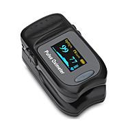 precisa fs20b oled fingergeitip oxímetro de pulso oximetría monitor de saturación de oxígeno en sangre color negro