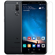 Protector de pantalla para Huawei Huawei Mate 10 lite PET 1 pieza Protector de Pantalla Frontal Alta definición (HD) Espejo Ultra Delgado
