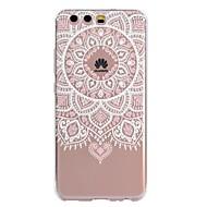 billige Mobilcovers-Etui Til Huawei P8 Lite (2017) P10 Lite Mønster Bagcover Blonde Tryk Blødt TPU for P10 Lite P10 P8 Lite (2017) Huawei