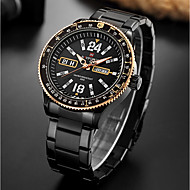 Men's Kid's Dress Watch Fashion Watch Unique Creative Watch Casual Watch Chinese Quartz Calendar Water Resistant / Water Proof Stainless