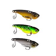 お買い得  釣り用アクセサリー-1 pcs ハードベイト メタル 海釣り / スピニング / ジギング / 川釣り / 鯉釣り / バス釣り / ルアー釣り / 一般的な釣り