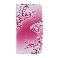 お買い得  iPod 用ケース/カバー-ケース 用途 iTouch 5/6 ウォレット カードホルダー スタンド付き フリップ パターン フルボディーケース ハード