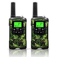preiswerte Angebote des Tages-48 462 Funkgerät Tragbar Batterie-Warnanzeige Stromsparfunktion VOX Verschlüsselung CTCSS/CDCSS Auto-Übertragung Tastensperre Rücklicht