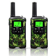 billige Daglige tilbud-48 462 Walkie-talkie Håndholdt Programmeringskabel Strømsparefunksjon VOX Kryptering CTCSS/CDCSS Auto Sende Nøylelås bakgrunnsbelysning
