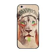 Недорогие Кейсы для iPhone 8 Plus-Кейс для Назначение Apple iPhone X iPhone 8 Plus С узором Кейс на заднюю панель Леопардовый принт Мягкий ТПУ для iPhone X iPhone 8 Pluss