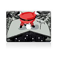 tanie Naklejki na komputery Mac-Naklejka na obudowę na Odporne na zadrapania Święta Bożego Narodzenia Wzorki PVC MacBook Pro 15'' with Retina MacBook Pro 15'' MacBook