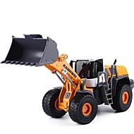 Voertuig Speelgoedauto's Speelgoedtrucks & Constructievoertuigen Speeltjes Educatief speelgoed Constructievoertuig Schraper op banden met