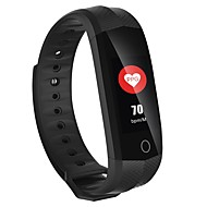 cheap -Smart Bracelet Smartwatch YY-CD02 for Android 4.4 / iOS Calories Burned / Pedometers / Anti-lost / APP Control Pulse Tracker / Timer / Pedometer / Call Reminder / Activity Tracker / Sleep Tracker