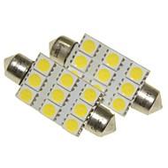Недорогие Внешние огни для авто-SENCART Внешние осветительные приборы Для Все года Универсальный свет автомобиля
