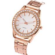 voordelige Modieuze horloges-Dames Polshorloge Modieus horloge Vrijetijdshorloge Kwarts Vrijetijdshorloge Roestvrij staal Band Amulet Luxe Informeel Elegant Cool