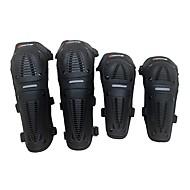 お買い得  -RidingTribe オートバイの保護装置for膝パッド / エルボーパッド フリーサイズ EVA樹脂 / 防水素材 / PP 安全・セイフティグッズ