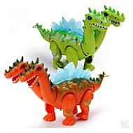 お買い得  アクションフィギュア&モデル-動物アクションフィギュア ドラゴン&恐竜 トイフィギュア おもちゃ 恐竜 動物 動物 ストレスや不安の救済 絶妙 エレクトリック ソフトプラスチック 男の子用 女の子用 1 小品