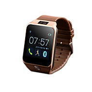 cheap -V8 1.54'' Touch Screen Smart Bluetooth 4.0 Watch Phone Supports Supports 2.0MP Camera  and Single SIM Bluetooth Function