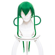 Cosplay Wigs Land of the Lustrous Jade Anime Cosplay Wigs 70 CM Heat Resistant Fiber Female