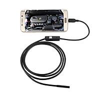 お買い得  -jingleszcn 5.5ミリメートルのUSB内視鏡カメラ3.5メートルの防水IP67検査ボアスコープのヘビカメラアンドロイドPC用