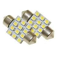 billiga -SENCART Glödlampor 1W SMD LED 12 innerbelysningen For Universell Alla år