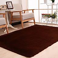 abordables Textiles para el Hogar-Creativo Modern Las alfombras de área Coral Velve, Calidad superior Rectángulo Gráfico Alfombra