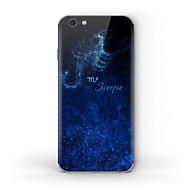 Недорогие Защитные пленки для iPhone-1 ед. Наклейки для Защита от царапин Матовое стекло Узор PVC iPhone 6s/6