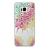 Χαμηλού Κόστους Νέες Παραλαβές Αξεσουάρ Samsung-tok Για Samsung Galaxy S8 Plus S8 IMD Με σχέδια Πίσω Κάλυμμα Μάνταλα Λάμψη γκλίτερ Μαλακή TPU για S8 Plus S8 S7 edge S7