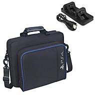 abordables Accesorios para PS4-Fundas Para PS4 Delgado / PS4 Prop ,  Mochilas Fundas Nailon 1 pcs unidad