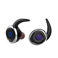 awei t1 tws 블루투스 이어폰 미니 블루투스 v4.2 헤드셋 무선 이어폰 두 개 무선 헤드폰