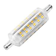Χαμηλού Κόστους Λαμπτήρες LED τύπου Corn-YWXLIGHT® 1pc 6 W 500-600 lm R7S LED Λάμπες Καλαμπόκι 72 leds SMD 2835 Διακοσμητικό Φωτιστικό LED Θερμό Λευκό AC 220-240V