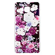 voordelige Galaxy A5(2016) Hoesjes / covers-hoesje Voor Samsung Galaxy A5(2016) A3(2016) Strass Reliëfopdruk Patroon Achterkantje Bloem Hard PC voor A3 (2017) A5 (2017) A7 (2017)