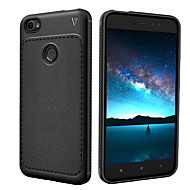 preiswerte Handyhüllen-Hülle Für Xiaomi Redmi Note 5A Stoßresistent Mattiert Ganzkörper-Gehäuse Volltonfarbe Weich TPU für Redmi Note 5A