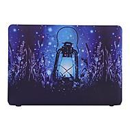 olcso MacBook védőburkok, védőhuzatok, táskák-MacBook Tok mert Látvány Polikarbonát Anyag Az új 13 hüvelykes MacBook Pro MacBook Air 13 hüvelyk MacBook Air 11 hüvelyk Macbook MacBook