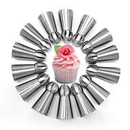 お買い得  キッチン用小物-ベークツール アルミニウム合金 ベーキングツール ケーキ / 調理器具のための / ケーキのための ケーキ型 14PCS