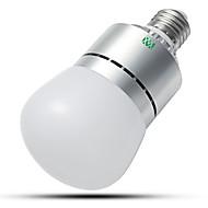 tanie Żarówki LED smart-YWXLIGHT® 1szt 12W 1100-1200 lm E26/E27 Inteligentne żarówki LED 24 Diody lED SMD 2835 Smart Kontrola światła Ciepła biel Zimna biel
