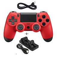 abordables Accesorios PS4-for PS4 Cargador y Adaptador Remotos-Sony PS4 100 Empuñadura de Juego USB2.0 > 480