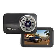 Недорогие Видеорегистраторы для авто-9pcs ir светлое ночное видение novatek ntk96223 fhd 1080p g-sensor 170-градусный автомобиль dvr t639 приборная панель автомобиля-детектор